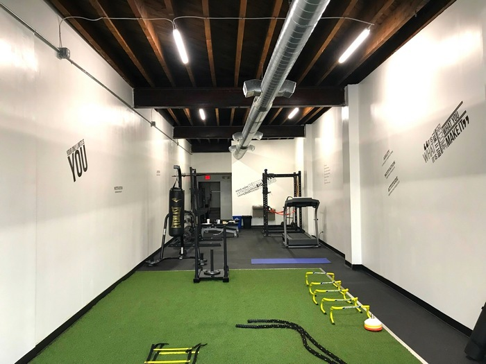 Long Island Gym Renovation