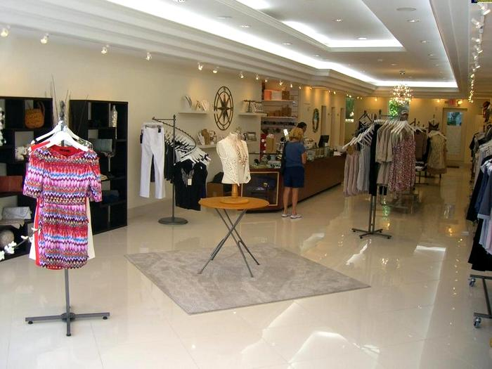 High Fashion Clothing Store